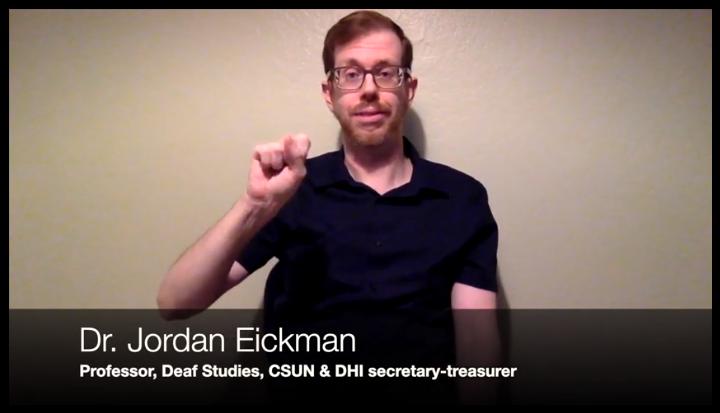 Dr. Jordan Eickman (USA)