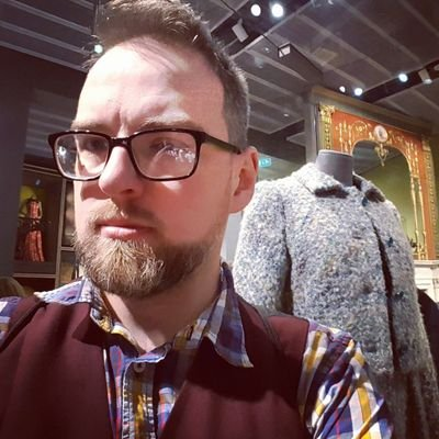 Daniel Milford-Cottam, Deaf Curator (UK)