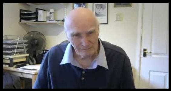 Peter Jackson, CEO/Company Secretary of the British Deaf History Association (UK)